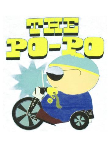 The Po Po - South Park