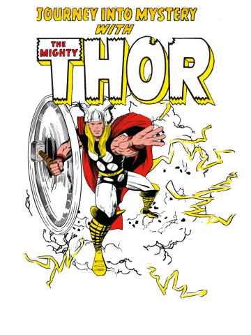 Thor's Journey Tank Top