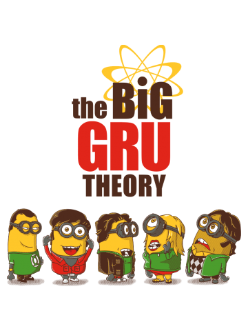 The Big Bang Minion Theory