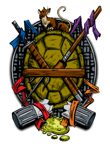 Turtle Family Crest