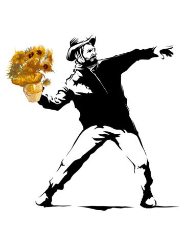 Van(ksy) Gogh