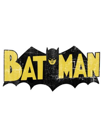 Vintage Batman Logo alt0