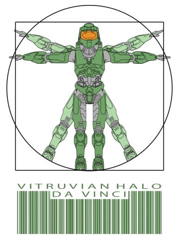 Vitruvian Halo