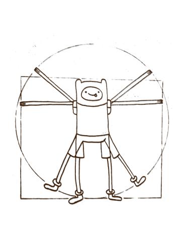 Vituvian Finn - Adventure Time