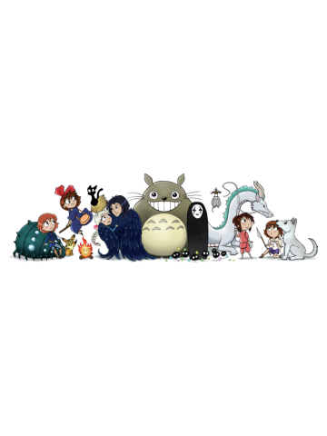 World of Ghibli