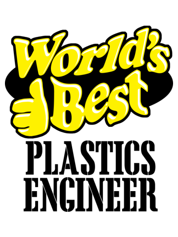 World's best plastics engineer