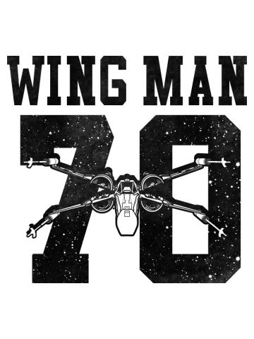 X-Wing Wing Man