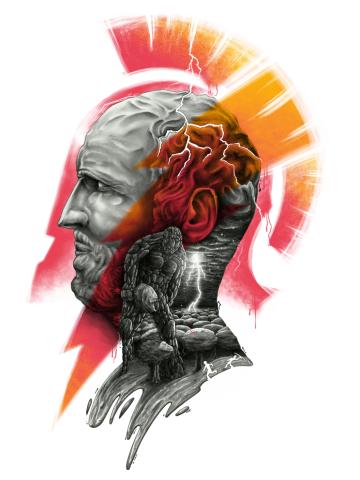 Zeus Vs Titans