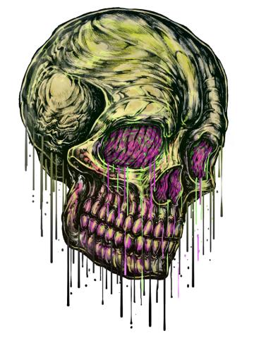 Zombie Melt