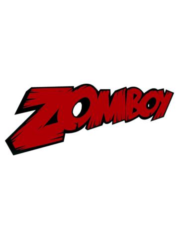 Zomboy Logo RED