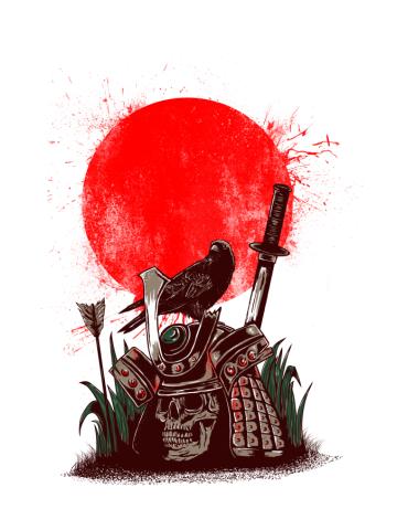Dead samurai ALT-0