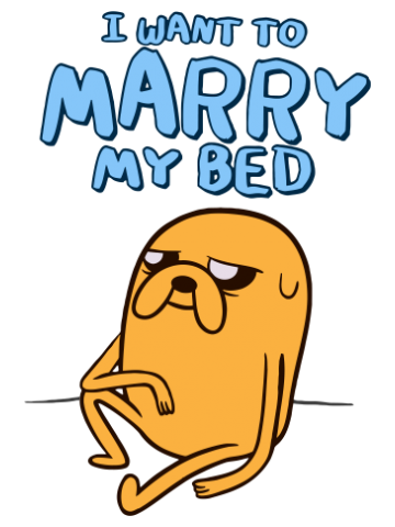 Marry my bed - Adventure Time