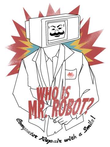 Who is mr. robot?
