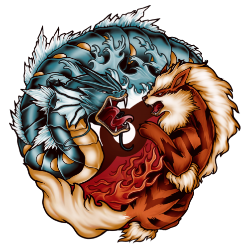 The Dragon And The Tiger